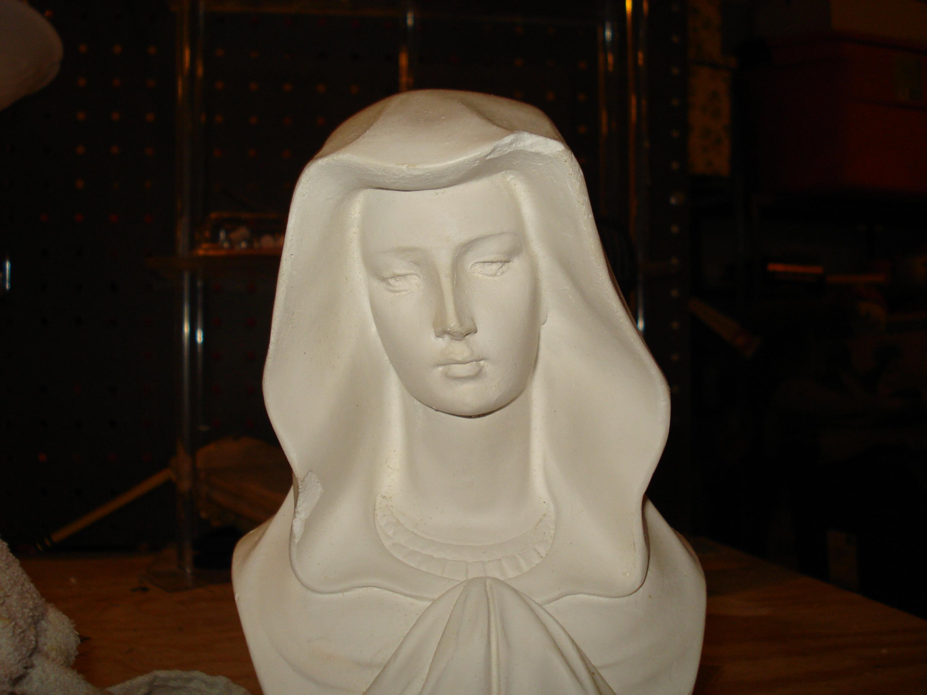 Picture of Restoring a Plaster Statuette