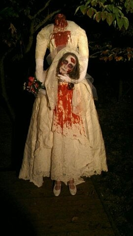 Beheaded Bride