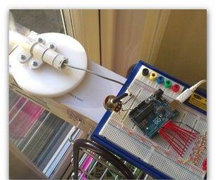 Live Data to Excel From an Arduino Light Sensor