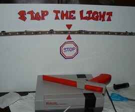 Stop the Light Game
