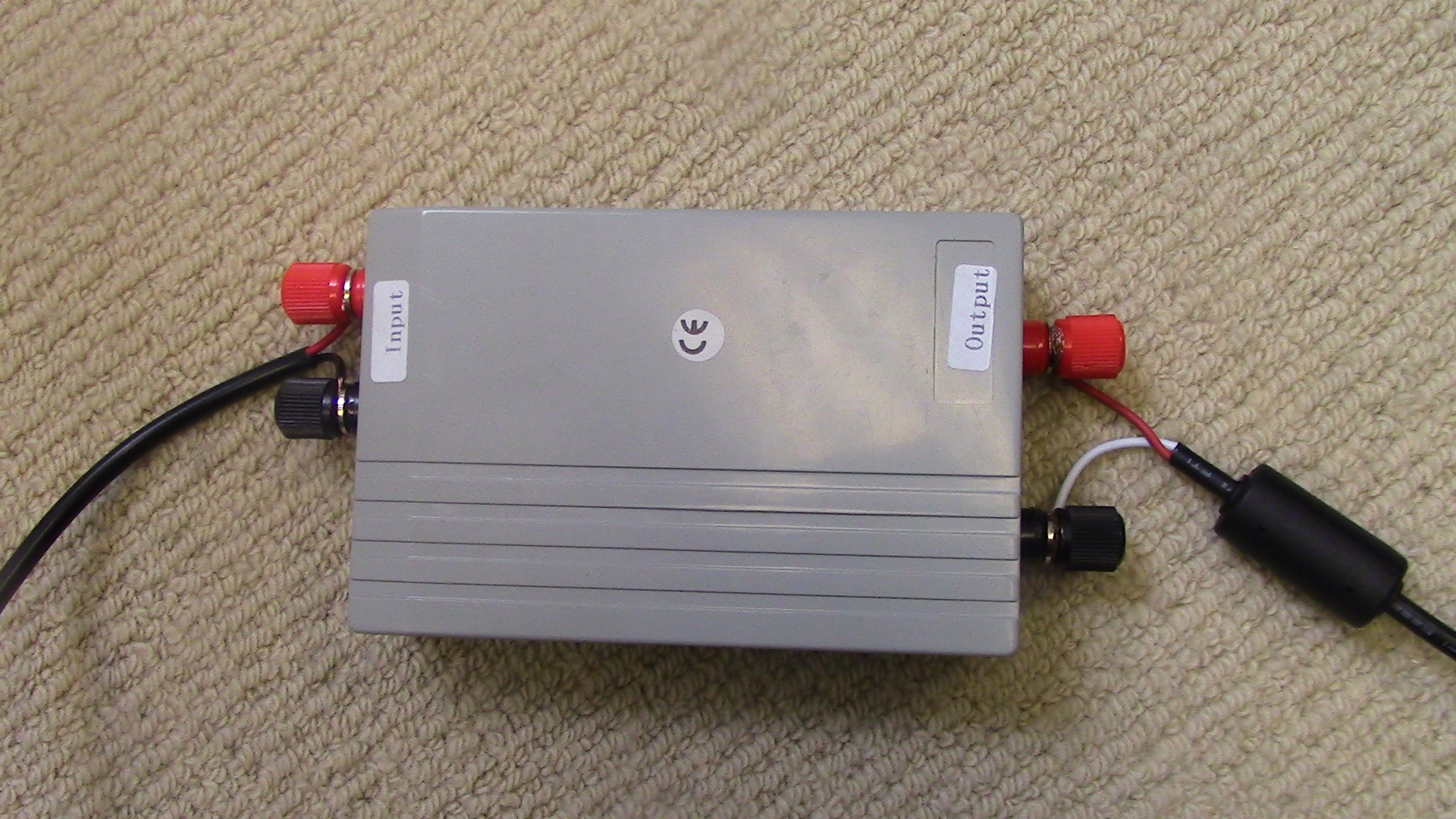 Picture of Wire the Control Box