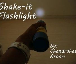 Shake-It Flashlight