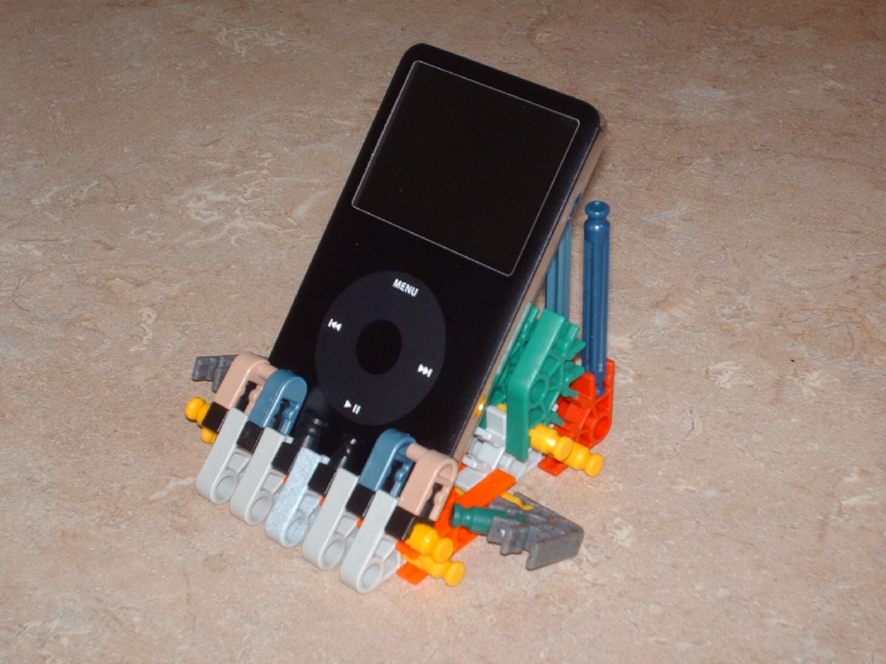 Picture of Knex Universal Dock.