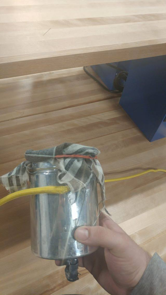 Picture of Attach Bungees to Cup