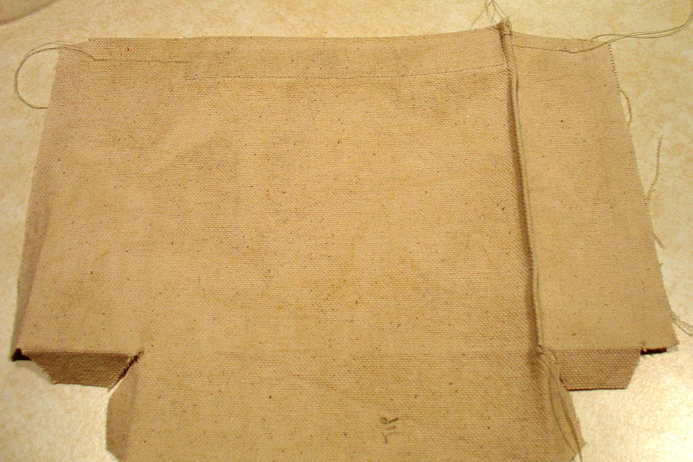 Picture of Assembly - Main Body of Bag 1