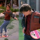 Back to the Future 2 Hoverboard