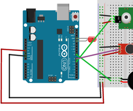 Arduino Simple Intrusion Detection System