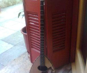 Bouzouki Construction - Making a Traditional Greek String Music Instrument