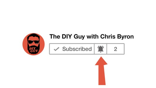 Subscribe to Our New DIY Guy YouTube Channel