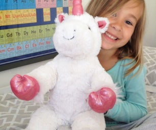 Make a Custom Plush With Your Child's Voice