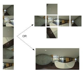 "Transforming Autodesk360 Panoramic Image ""Automatically"""