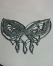 Picture of Arwen's Butterfly Brooch
