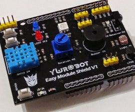 用YwRobot EMS v1 學Scratch2.0