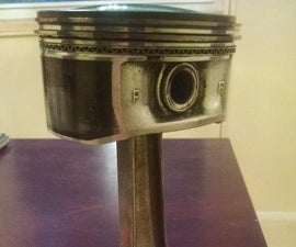 Your Very Own Piston Trophy