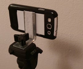 Cell Phone Tripod Adapter