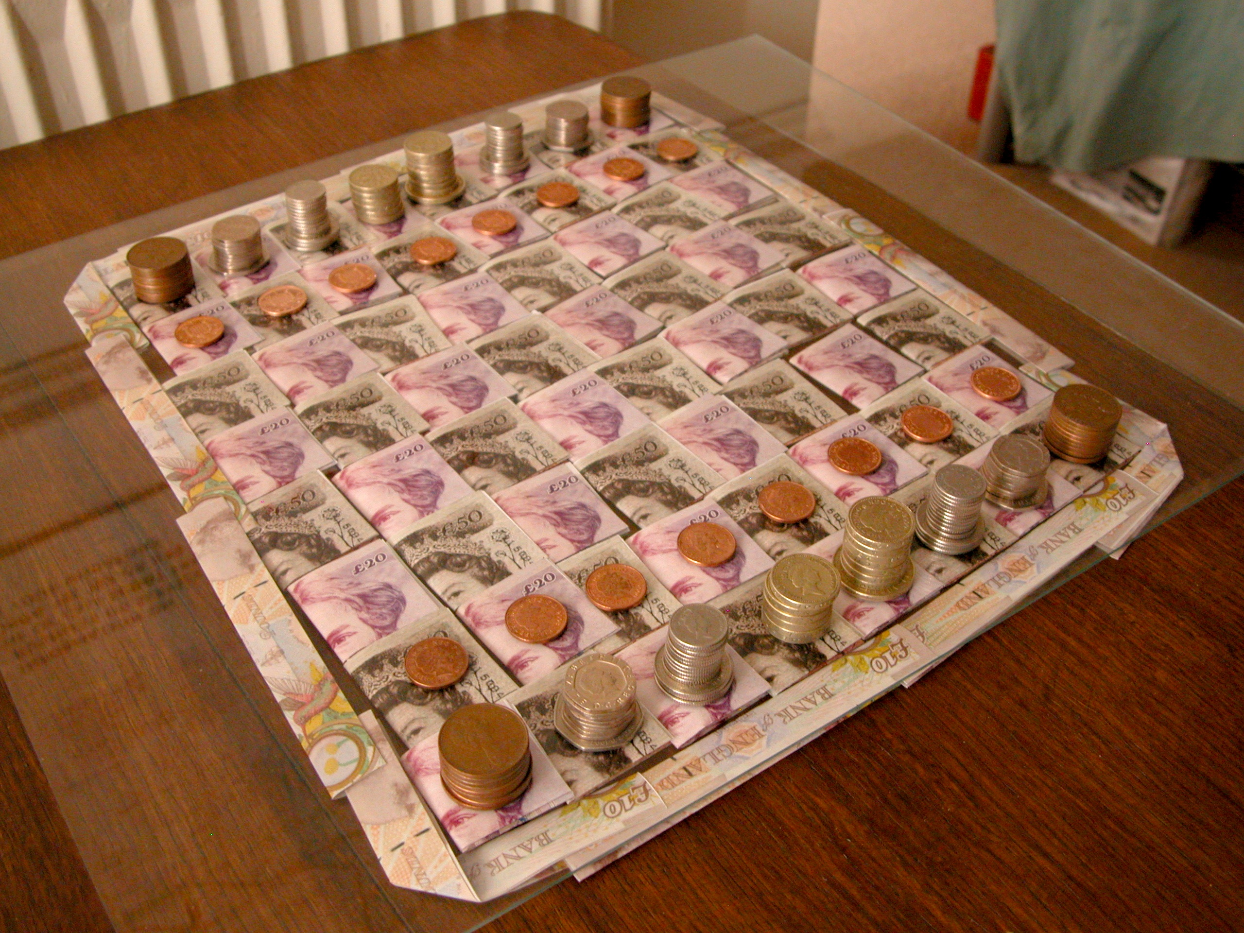 Picture of The World's Most Expensive Chess Set