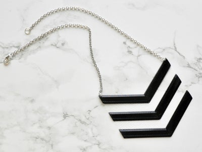 Creating a Necklace (if You Are Making Jewelry)