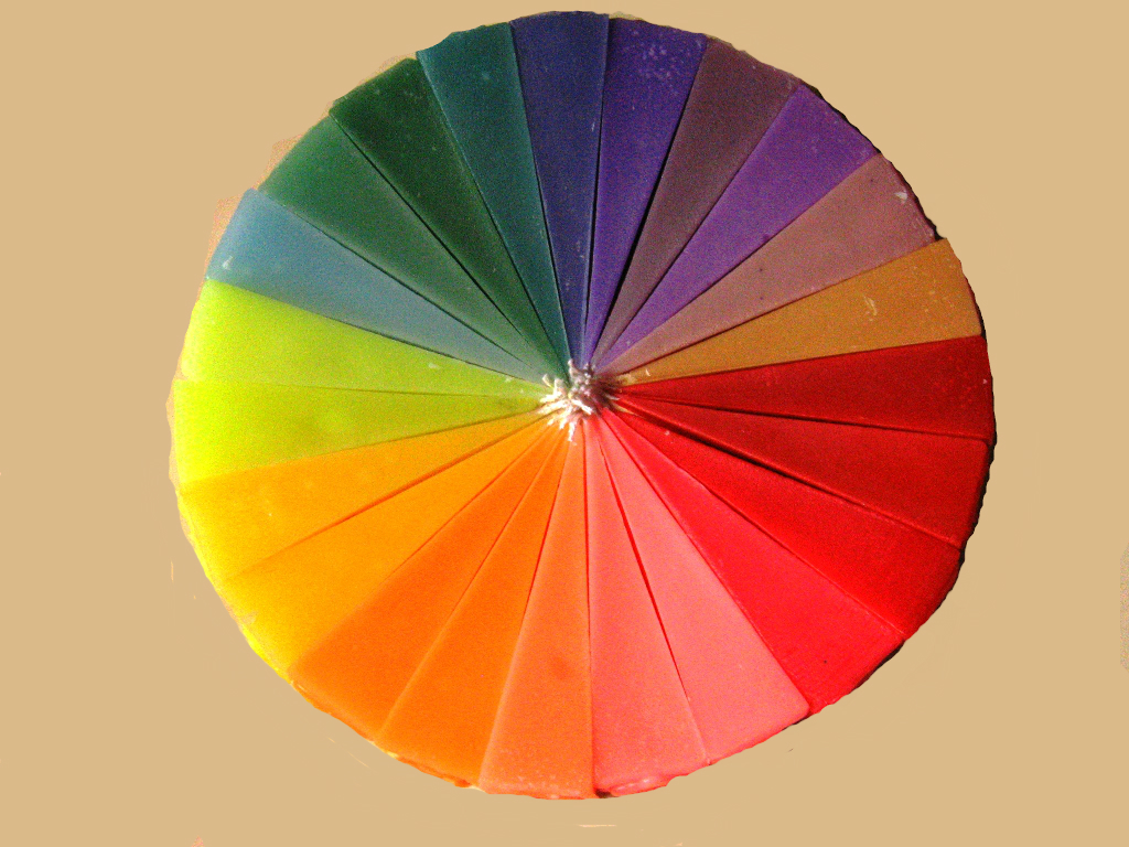 Picture of Candle Colors, Pigments and Dyes