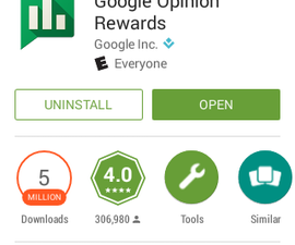 Get Free Google Play Credit Legally