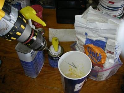 Mix Some Epoxy Glue