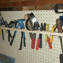 Simple and Cheap Tool Organizer