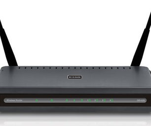D-Link Wireless Router DIR-628 Setup [Without CD]