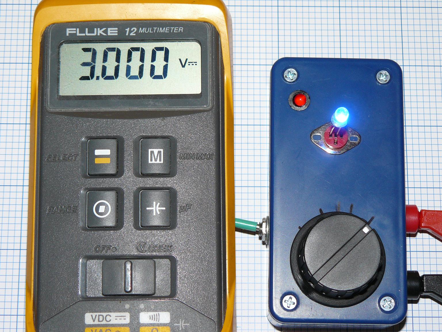 Picture of LED Tester With Adjustable Current