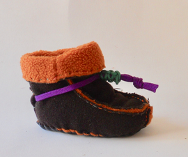 How to Make Warm Boots for Little Cold Feet