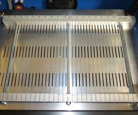 Laser Cutting Table - the Better Version