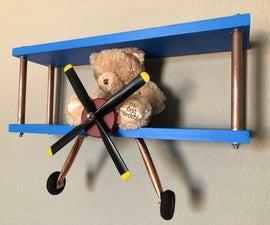 Airplane Shelf