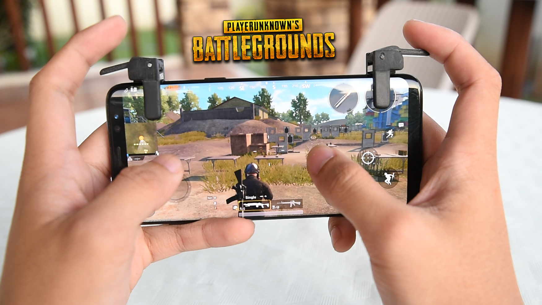 Picture of DIY Phone Trigger Buttons (PUBG/ ROS/ Fornite)