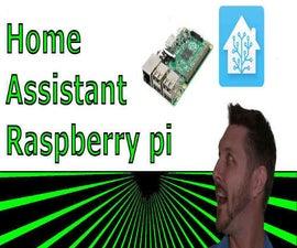 Setup Home Assistant on Raspberry Pi