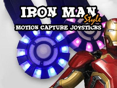 Iron Man Reactor for Fun (Digital Motion Processor Joystick)