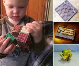 Puzzles and Toys to Make
