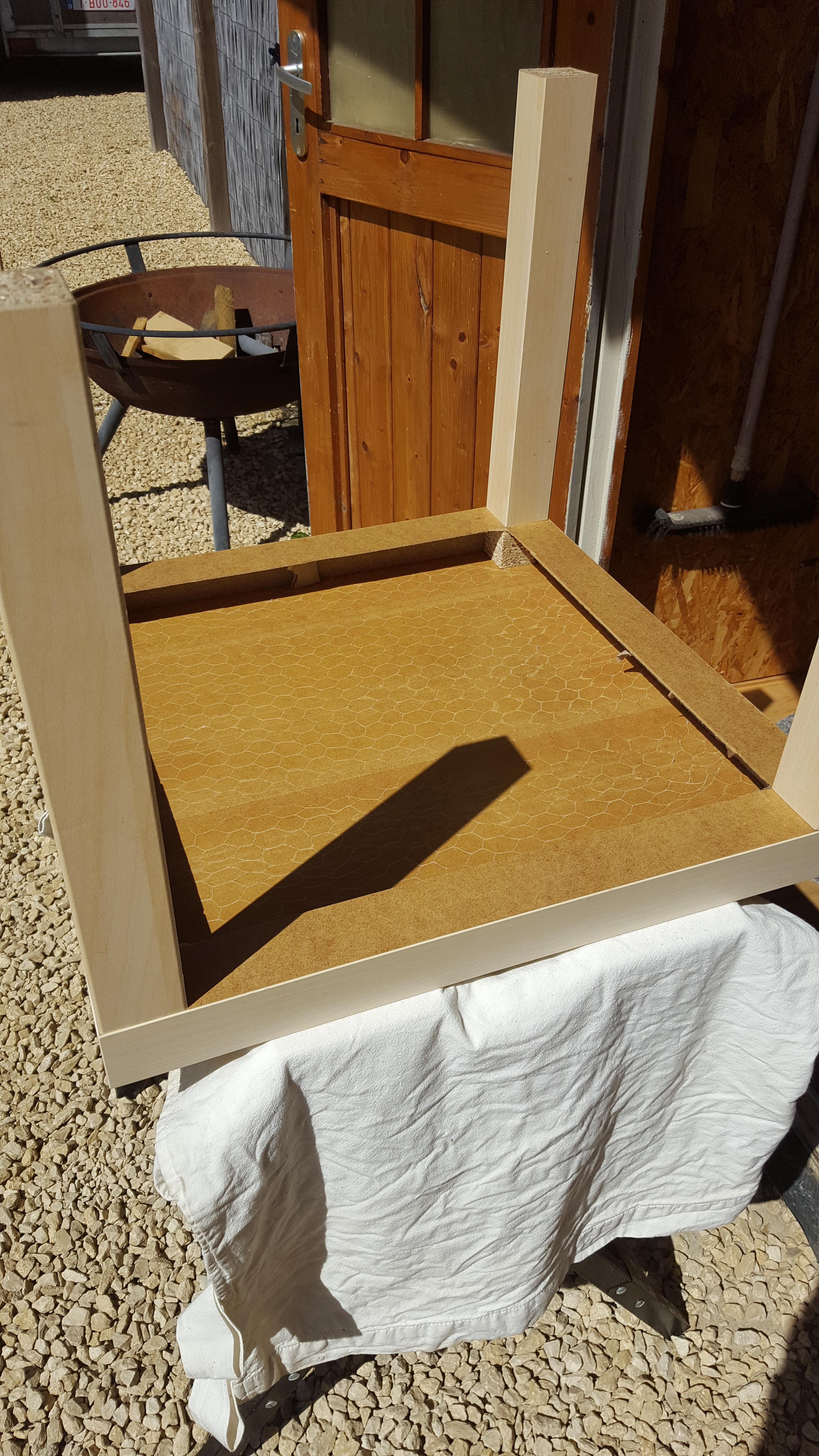 Picture of Hack the Ikea Table to Receive the Display of Your Retro Arcade Gaming Table