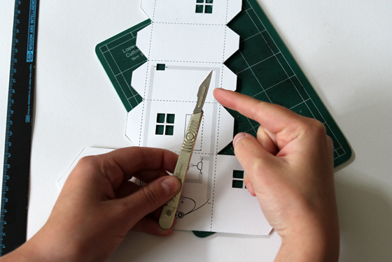 Picture of Step 3: Create Fold Lines