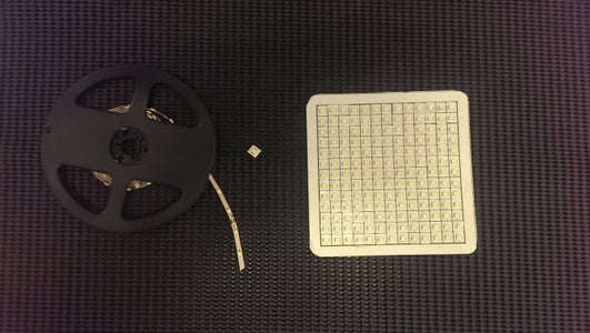 Build the LED Display Board