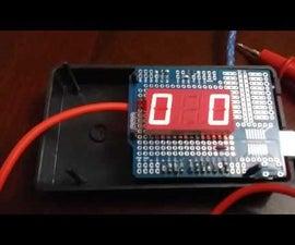 Arduino Logic Probe
