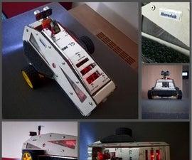 Maverick - Remote Controlled Bidirectional Communication Car