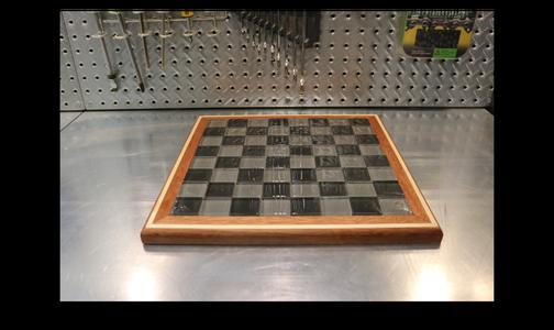Chess Board (Glass Tile)