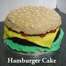 Awesome Hamburger Cake!