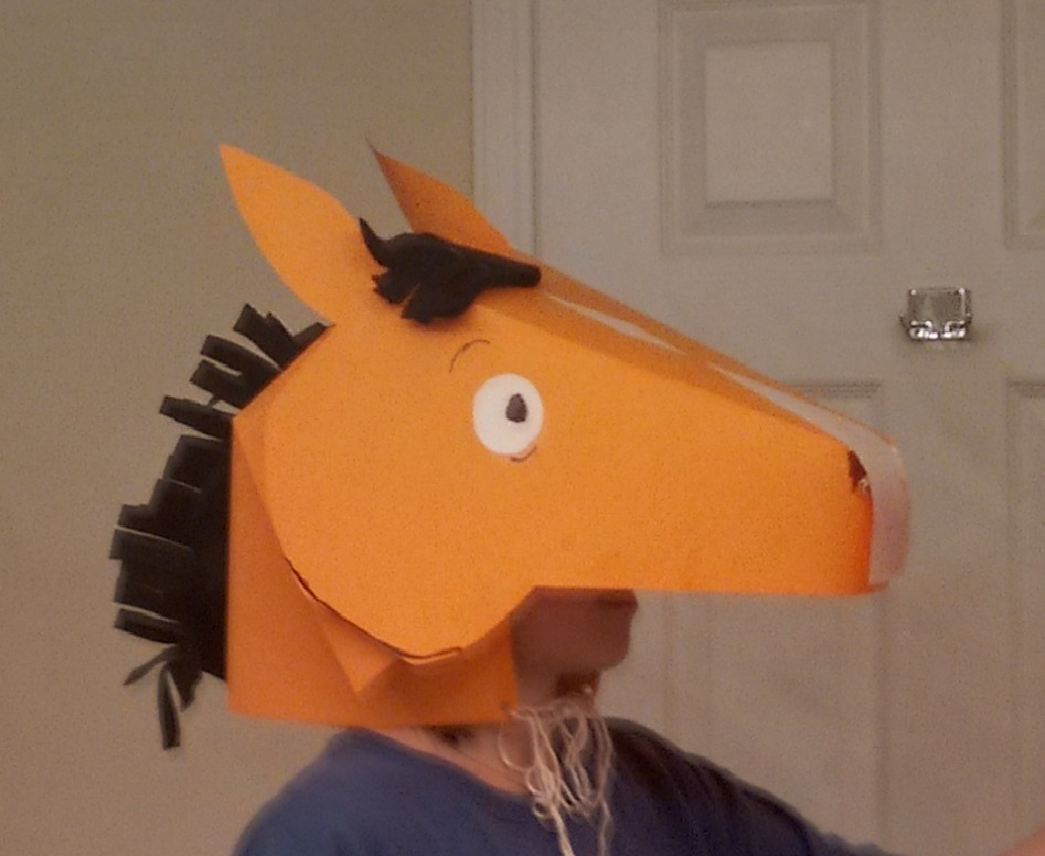 Picture of Horse Mask