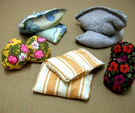 Microwavable Mitten Warmers