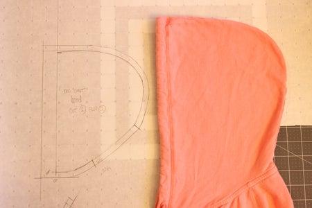 Designing the Pattern - Jake's Costume