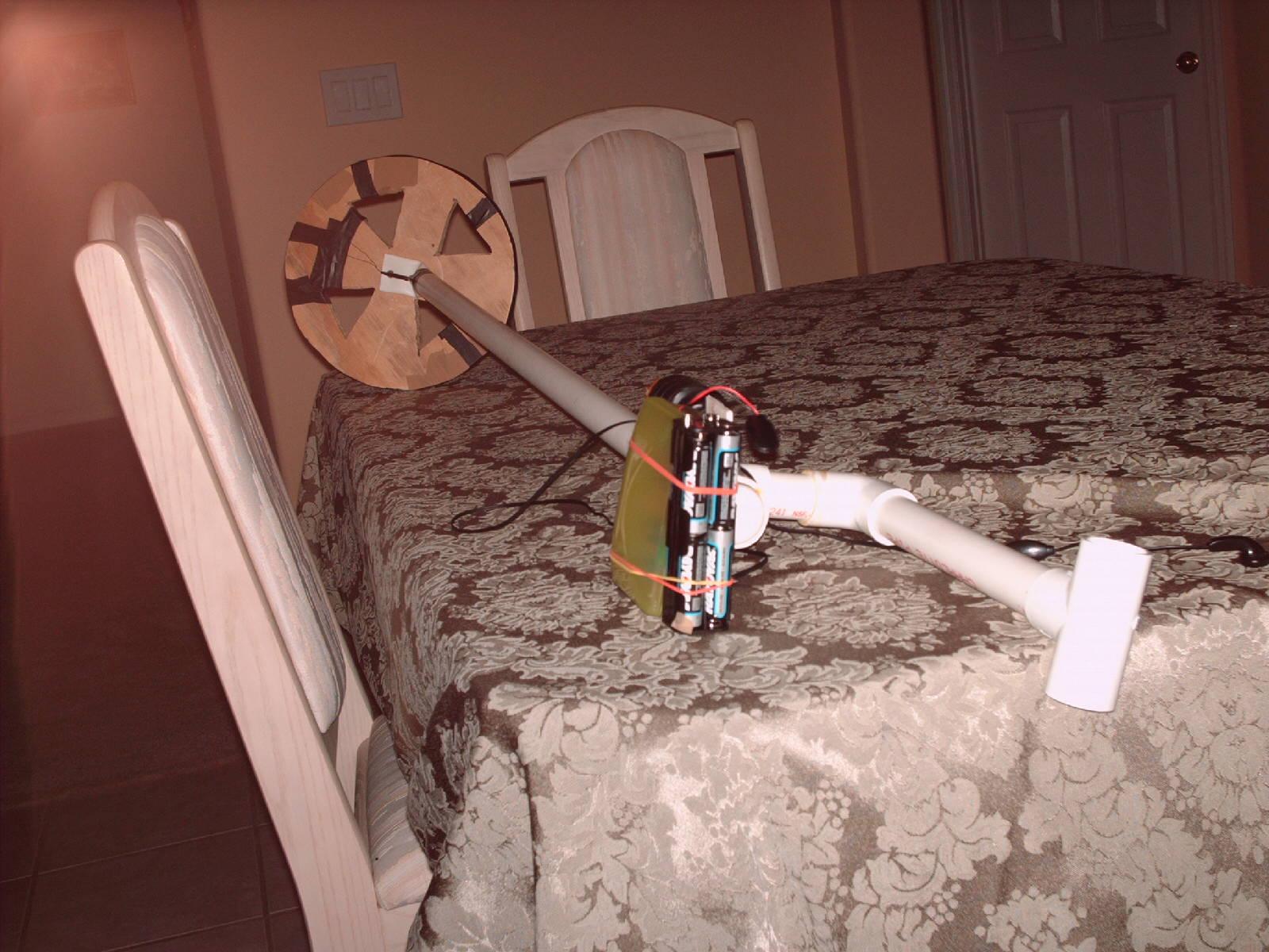 Home Made Bfo Metal Detector 5 Steps Circuit Diagram Of