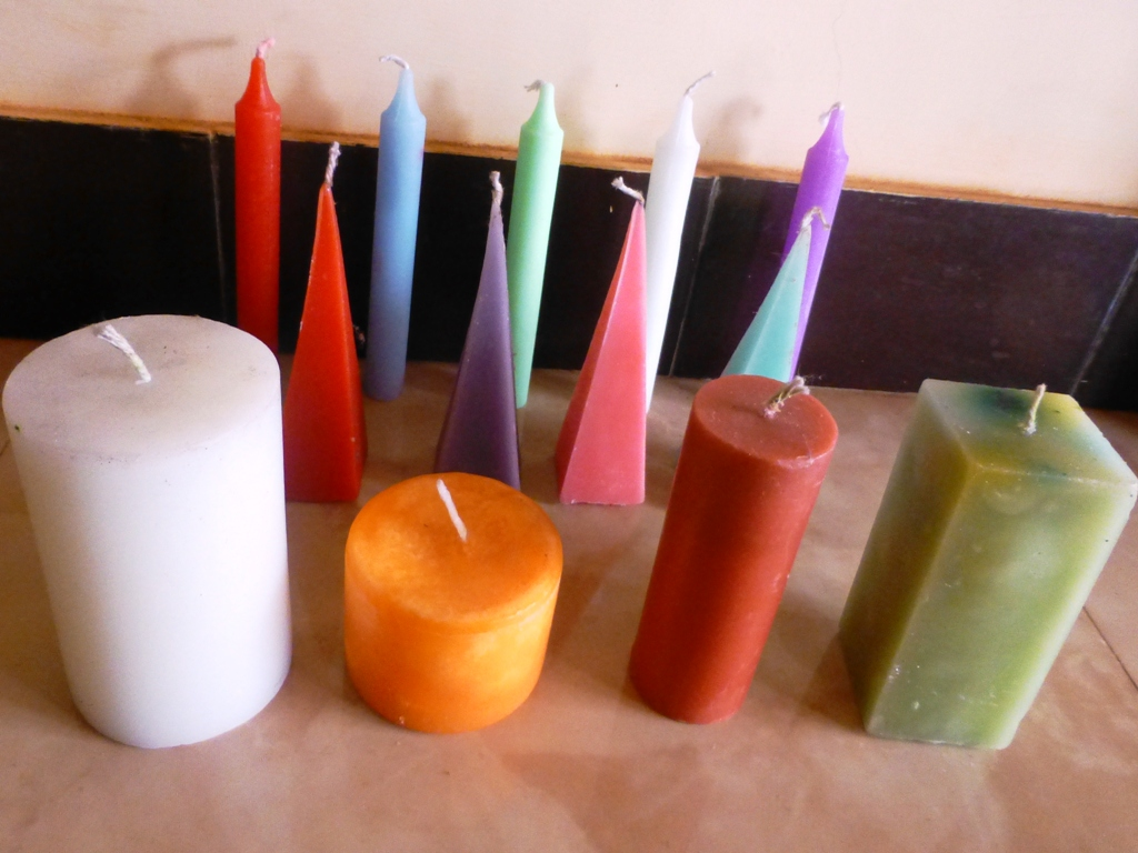 Picture of Pillar Candles