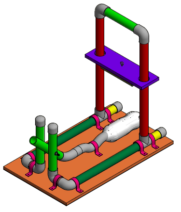 Picture of Attach PVC to Base