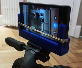 3D Printed Tripod Phone Mount  (with Some Hints Too)