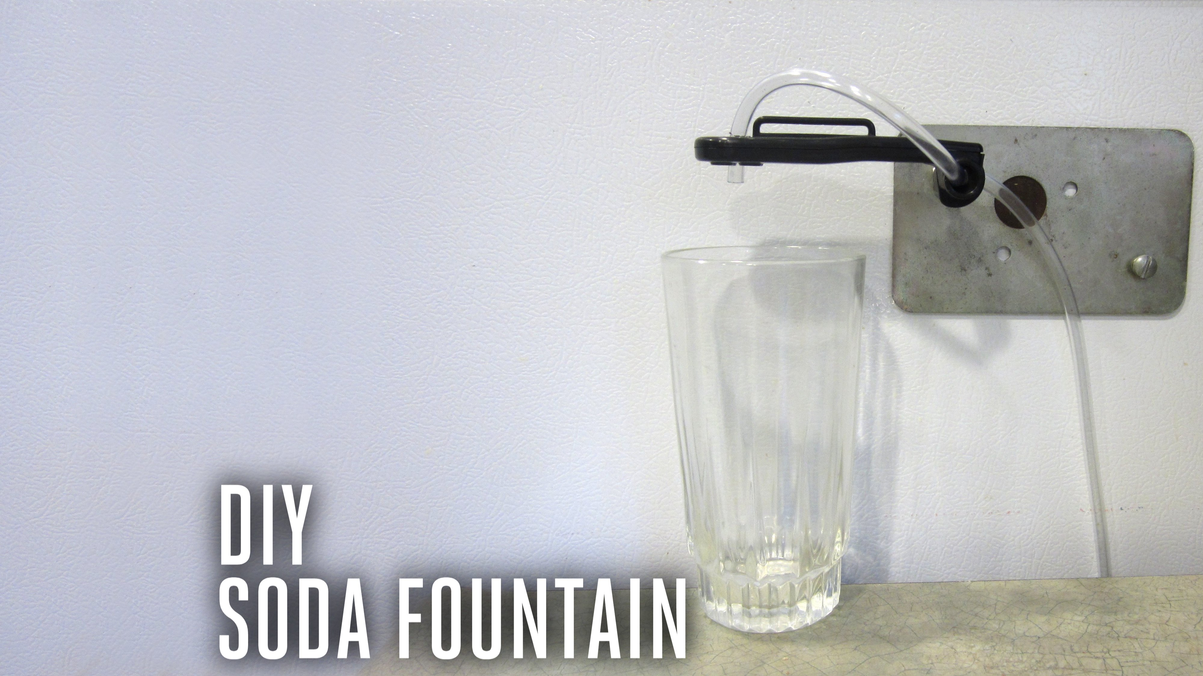 Picture of Mini Fridge Soda Fountain