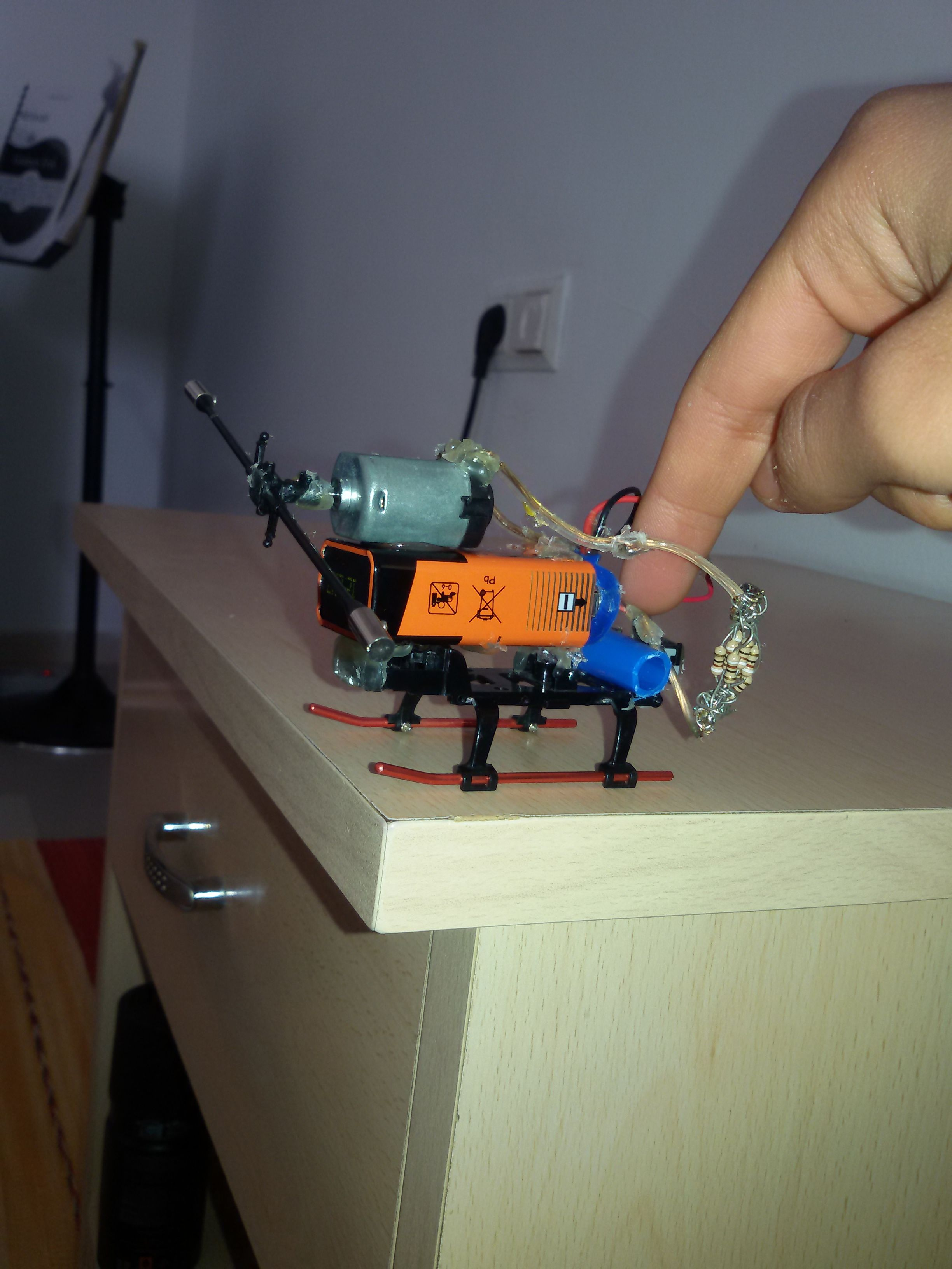 Picture of Standing Motor